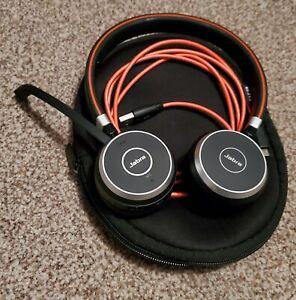 Jabra Evolve 65 Bluetooth Headphones w/ Mic