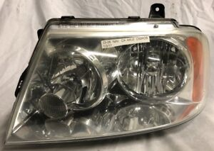 2003-2006 OEM Lincoln Navigator Left Xeno HID Headlight Headlamp Head Light Lamp