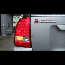 LED Tail Lights Rear Lamp Tail Lamp For KIA New Sportage 2007~2009