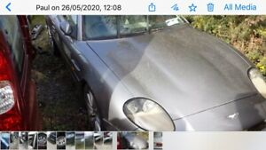 2000 ASTON MARTIN DB7 5.9L VANTAGE FOR PARTS PLEASE ENQUIRE FOR PART NEEDED