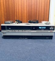 Ferguson Videostar 3V35 VHS Video Cassette Recorder Remote Manual SPARES FAULTY