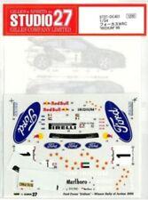 """STUDIO27 1/24 FOCUS WRC""""IRIDIUM""""'99 DC401 Decal"""