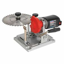 Sealey TCT Saw Blade Sharpener With Grinding Disc -Bench Mounting 110W - SMS2003