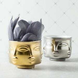 Dora Maar Musa Jonathan Vase Adler Flower Pots Planters Muse Noir Candle Stand