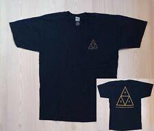 HUF Classic Logo T-Shirt -  Worldwide Skateboard - (L)