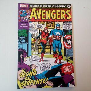 Fumetto Avengers 6 - 50 Panini Marvel Il Segno del Serpente 2018 Nuovo