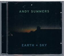 ANDY SUMMERS (THE POLICE) EARTH + SKY  CD F.C.