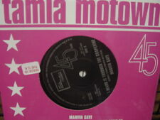 MARVIN GAYE RARE MOTOWN/TAMLA AUDIOPHILE 45 SINGLE GRAPEVINE & WHAT'S GOING ON
