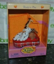 New Only Hearts Club Ready to Play Set Puppy Dog Longfellow Dotcom Blanket Bed