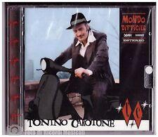 TONINO CAROTONE - MONDO DIFFICILE **NUOVO SIGILLATO** 1999 Gino Paoli