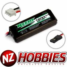 Associated ASC27315 Reedy LiFe Pro 6.6V 1600mAh Flat Tx/Rx Battery