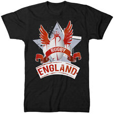 England Rugby Nations T Shirt Six 6 2019 Supporters Red Man Woman Kid