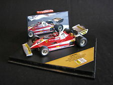 Quartzo Ferrari 312 T3 1978 1:43 #12 Gilles Villeneuve (CAN) Canadian GP (LS)