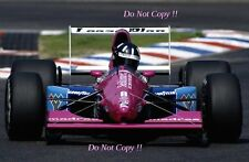Damon Hill Brabham BT60B GERMAN GRAND PRIX 1992 Photo
