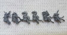 Games Workshop Warhammer FB BRETONNIAN Knights of the Realm plastique CASQUES x6