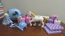 Lego Duplo Disney Cinderella Carriage Set Horse Princess Lot 6153