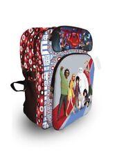 mochila Para Niños.Bag Pack De Color Rojo Para Niños