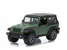 Greenlight Series 1 All-Terrain 2015 Jeep Wrangler Rubicon Hard Rock 1/64