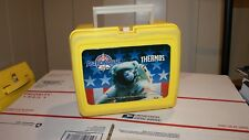 Vintage Astronauts 1986 Lunch Box Thermos