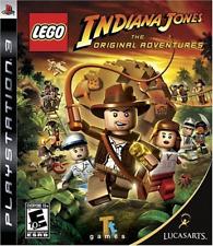 PS3 ADVENTURE-LEGO INDIANA JONES THE ORIGINAL ADVENTURES  PS3 NEW