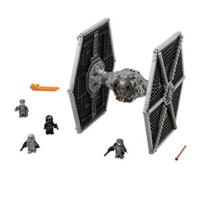 New COMPATIBLE 75300 Star Wars Imperial TIE Fighter Space Ship With Ins