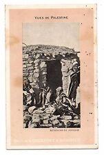 Vues de Palestine - Bédouins de Jéricho   ( i 9292)