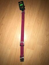 Hunter Halsband Softie Alu-Strong *NEU* Größe M - Halsumfang 40-55cm