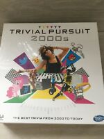 Hasbro Trivial Pursuit 2000's Edition Game New Sealed