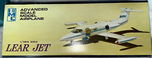 LEAR JET by IMC 1:48 SCALE #401-200 - NEW IN BOX