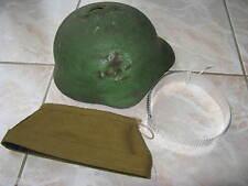 WW2 coiffe intérieure+gaufrette pour casque SCH-36 Sovietique Khalkhingol t.57