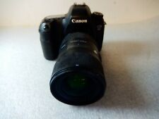 Canon EOS 6D 20.2 MP Digital SLR Camera - Blk Sigma 18-35mm DC 1.8