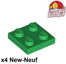 Lego - Plaque Plate 2x2 choose color 3022 NEUF