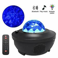 Cofemy Star Projector Night Light, 2 en 1 LED Starry Night Light Lamp y