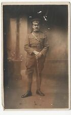 RPPC Captain Elvin O Brown MD WWI US Army 77th Division France