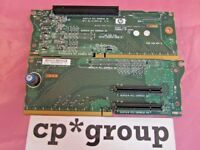 LOT OF 2 496057-001 500579-B21 HP DL380 G6 G7 Server 3-Slot PCIe Riser Card