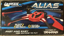 Alias High Performance Quad Rotor Helicopter By LaTrax