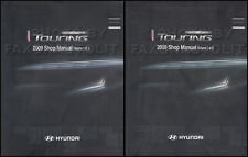 2009 Hyundai Elantra Touring Wagon Shop Manual Set Oem Original Service Repair