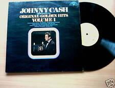 JOHNNY CASH- SUN LABEL. GOLDEN HITS VOL.1 1969. EX