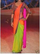 Veeraa Saree Exclusive Beautiful Designer Bollywood Indian Partywear Sari 84