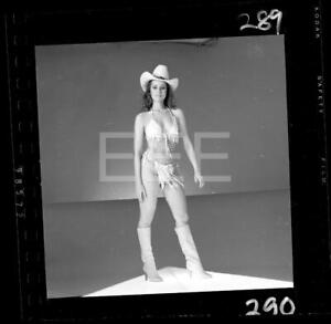 Rhonda Shear TV Entertainer Harry Langdon Original Negative w/rights 548B