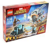 LEGO MARVEL AVENGERS 76102 THORS WEAPON QUEST SET GROOT ROCKET - BNIB