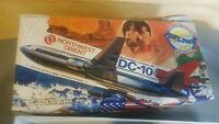 Hasegawa Northwest Orient DC-10 1:200 RARE!! Airbrushed for Continental airlines