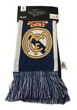Real Madrid Scarf Reversible Official New Season Cristiano Ronaldo 2016 2017