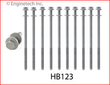 Engine Cylinder Head Bolt Set ENGINETECH, INC. HB123