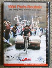 1994 Paris - Roubaix World Cycling Productions DVD set Very Clean Andrei Tchmil
