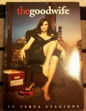 The Good Wife - Stagione 3 - Cofanetto Con 6 Dvd - Nuovo Sigillato