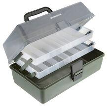 CORMORAN Angelkoffer Gerätekoffer Angelkasten Angelbox Koffer 11001 66-11001