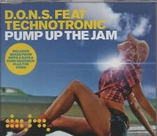 D.O.N.S. feat TECHNOTRONIC Pump up the volume  7 TRACK CD NEW - NOT SEALED