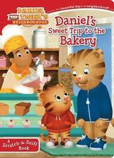 Daniel Tiger&#39s Neighborhood: Daniel's Sweet Trip to the Bakery : A Scratch-&…