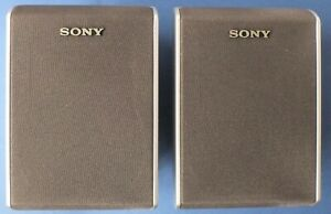 SONY SS-TS31A TV FRONT / SURROUND SOUND SPEAKERS.